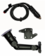 Recce Car Kit – Includes suction mount bracket and a wiring loom (for Gseries) that has a cigarette lighter adaptor and a reset button.