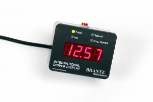 International 2S Pro Driver Display Unit