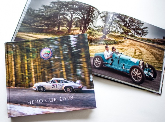 Hero Cup 2018 Photo Book