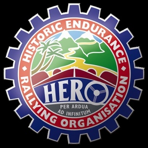 HERO Standard Car Stickers