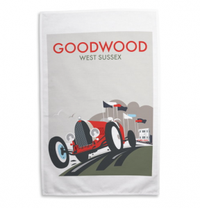 Goodwood T-Towel