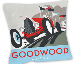 Goodwood Cushion