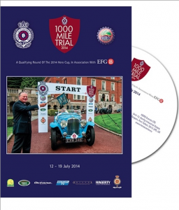 The 1000 Mile Trial 2014 DVD