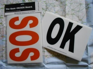 OK/SOS Safety Board
