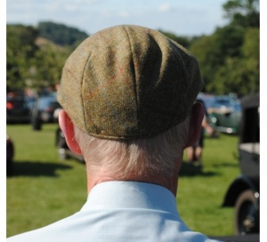 Surrey Tweed Cap