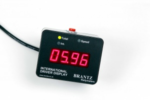 International 3 Driver Display Unit