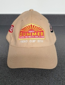 2014 Summer Trial HERO Cup Cap