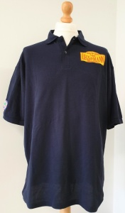 2019 Three Legs of Mann Polo Shirt