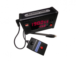RoamerTime Clock/Stopwatch inc Remote
